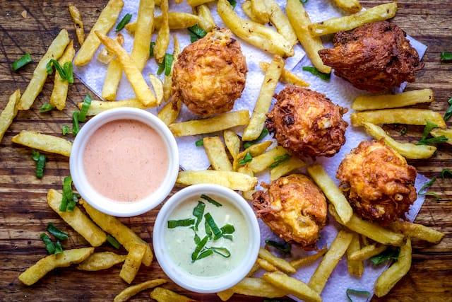 comidas rapidas ocana restaurante cuestarica menu nuggets de pollo